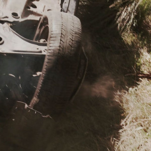 Car crash effect