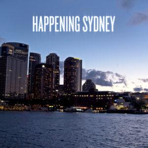 Happening Sydney